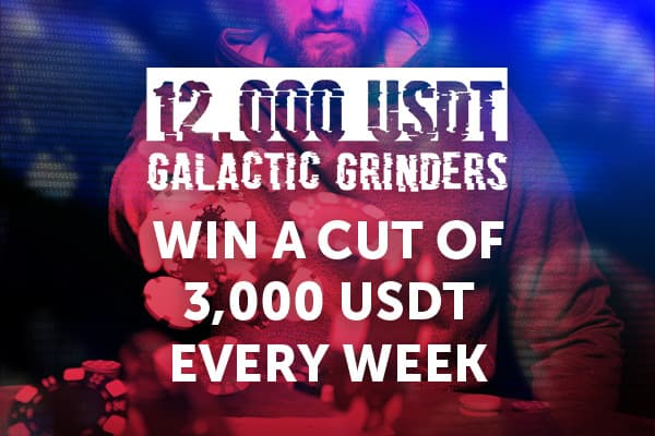 Win a Cut of 3,000 USDT Every Week